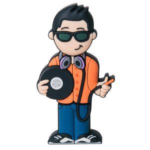 Disc Jockey-DJ-1105-EP-USB-PERSONAJES-PENDRIVE
