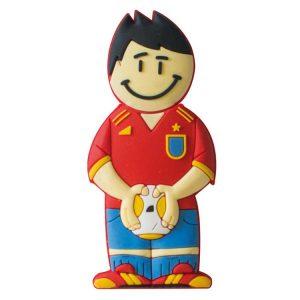 Futbolista Selección-F-1019-EP-USB-PERSONAJES-PENDRIVE