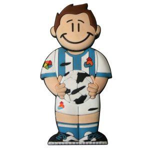 Futbolista Donostiarra-F-1056-EP-USB-PERSONAJES-PENDRIVE
