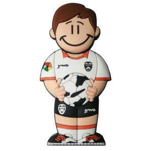 Futbolista Valenciano-F-1060-EP-USB-PERSONAJES-PENDRIVE