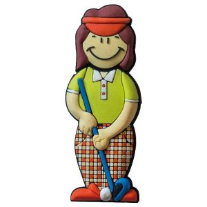 Golfista Chica-G-1069-EP-USB-PERSONAJES-PENDRIVE
