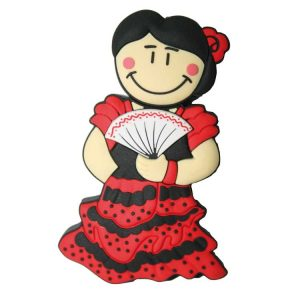 Flamenca-SE-1045-EP-USB-PERSONAJES-PENDRIVE