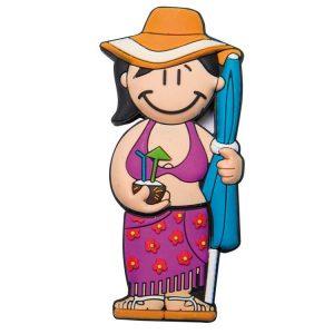 Mujer Turista 2-T-2006-EP-USB-PERSONAJES-PENDRIVE