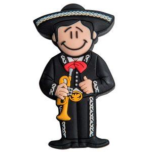 Trompetista Mexicano-TR-2043-EP-USB-PERSONAJES-PENDRIVE