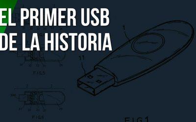 ¿Quién inventó la unidad flash USB o Pendrive?